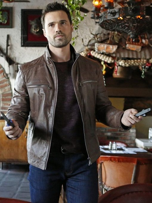 Agent of Shield TV Series Leather Jacket