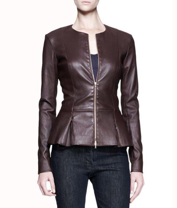 Annalise Keating Women Leather Jacket
