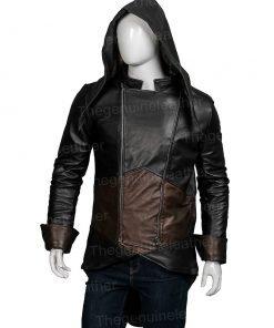 Assassins Creed Unity Arno Leather Jacket