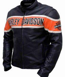 Black Harley Leather Jacket