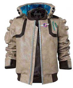 Cyberpunk 2077 Gaming Bomber Jacket