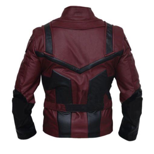 Daredevil Charlie Cox Leather Jacket