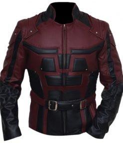 Daredevil Charlie Leather Jacket