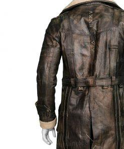 Elder Maxson Brotherhood Brown Trench Coat