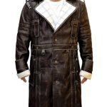 Elder Maxson Brotherhood of Steel Leather Jacket