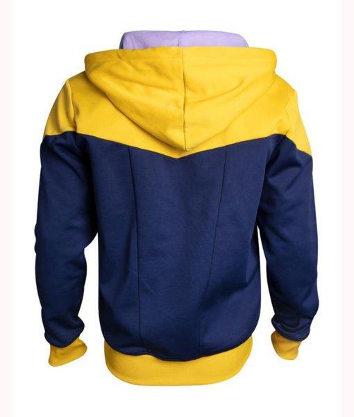 Endgame Cotton Hoodie Jacket