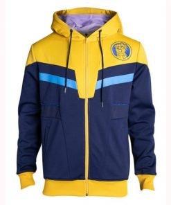 Endgame Thanos Hoodie Cotton Jacket