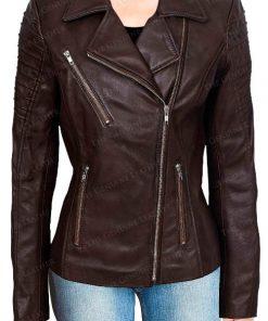 Fashion Designer Leather Jacket