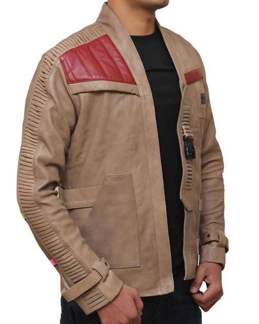 Finn Star Wars Leather Jacket