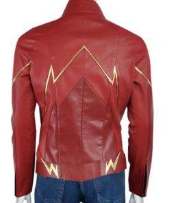 Flash Barry Allen Leather Jacket
