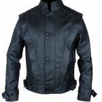 Michael Jackson Thriller Black Leather Jacket 1