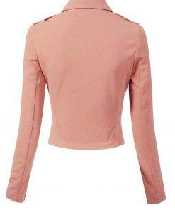 Olivia Womens Leather Jacket