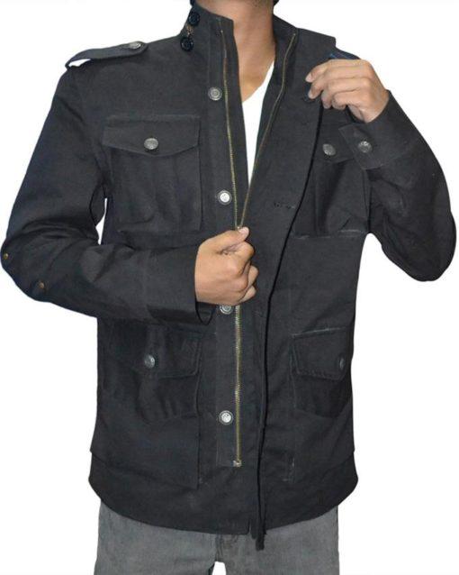 Punisher Cotton Jacket