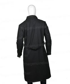 Sherlock Benedict Cumberbatch Grey Trench Coat