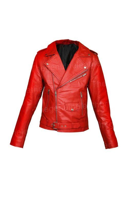 Southside Serpents Red Jacket