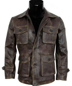 Dean Winchester Supernatural Season 7 Leather Jacket