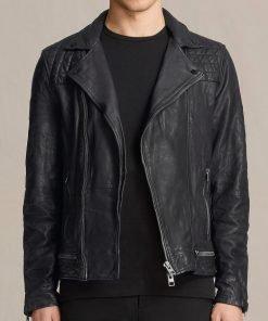 Tony Padilla 13 Reasons Why Leather Jacket