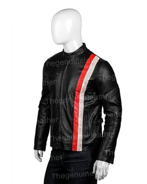 X-Men Cyclops Black Jacket