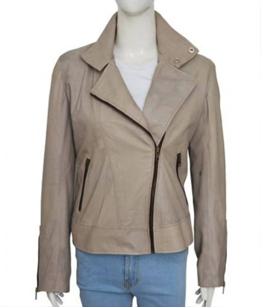 Lucifer Lauren German Chloe Decker Womens Jacket