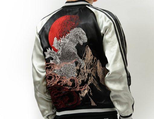 Godzilla Leather Jacket