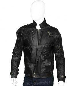 Guardian of the Galaxy Star-Lord Chris Pratt Leather Jacket