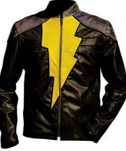 Shazam Jacket Black