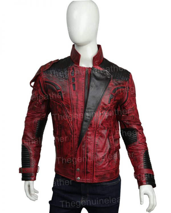 Star Lord 2 Chris Pratt Jacket