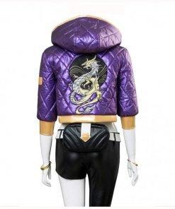 Akali League Of Legends Jacket