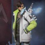 Apex legends 3 Crypto Jacket