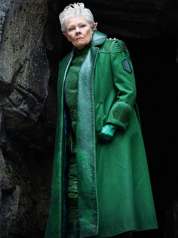 Artemis Fowl Green Coat