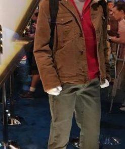 Shazam Brown Jacket