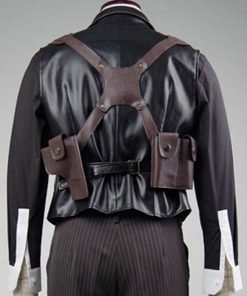 Booker Dewitt Leather Vest