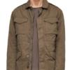 Brenton Thwaites Titans Brown Jacket