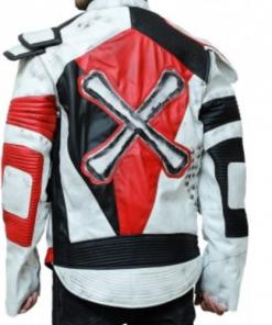 Descendants Costumes Carlos Leather Jacket