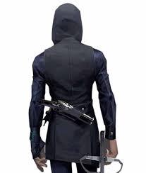 Dishonored Corvo Attano Leather Vest