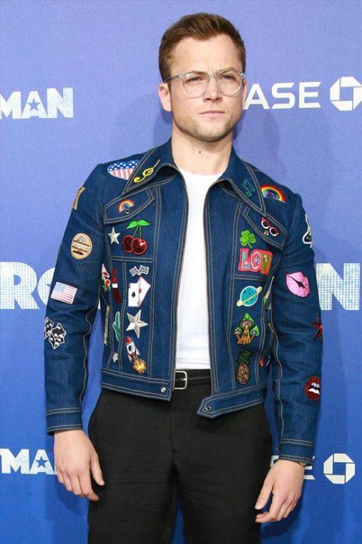 Elton John Rocketman Jacket
