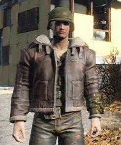 Armor Fallout 4 Jacket