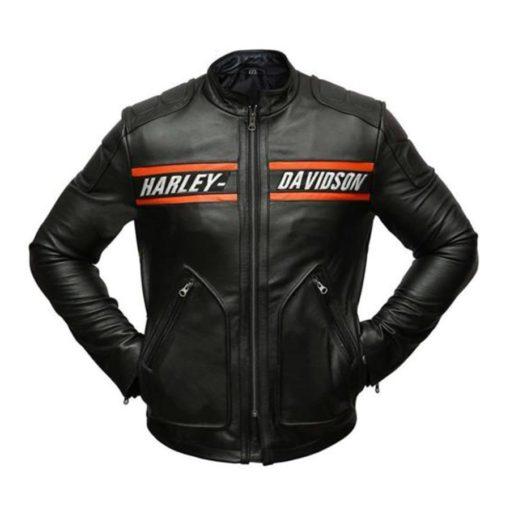 Harley Davidson Bill Goldberg Leather Jacket