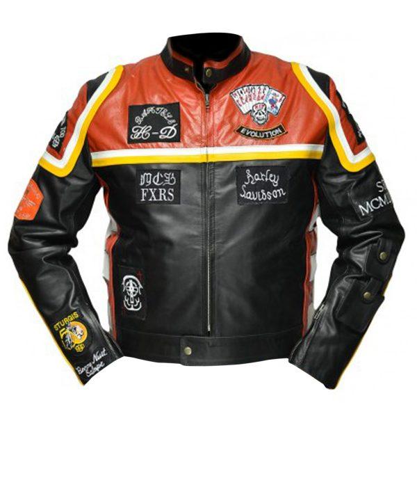 Harley Davidson and Marlboro Man Jacket