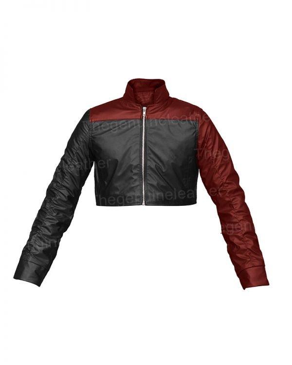 Harley Quinn Injustice 2 Red Jacket