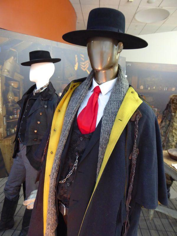 Major Marquis Warren Hateful Eight Coat