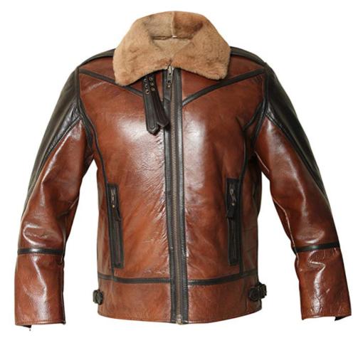 Men's B3 Shearling Aviator Jacket