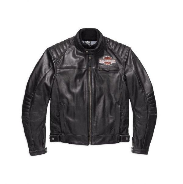 Mens Legend Harley Davidson Leather Jacket