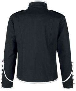 My Chemical Romance Black Parade Black Cotton Jacket