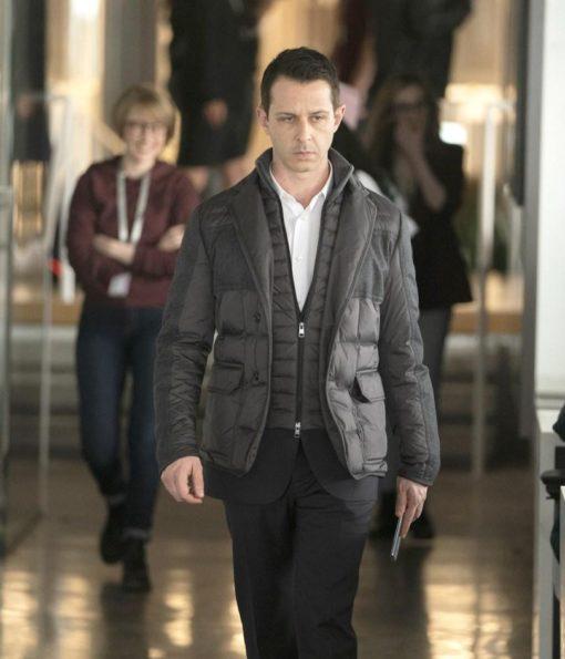Roman Roy Kieran Culkin Succession Jacket