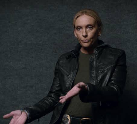 Unbelievable Grace Rasmussen Collette Leather Jacket