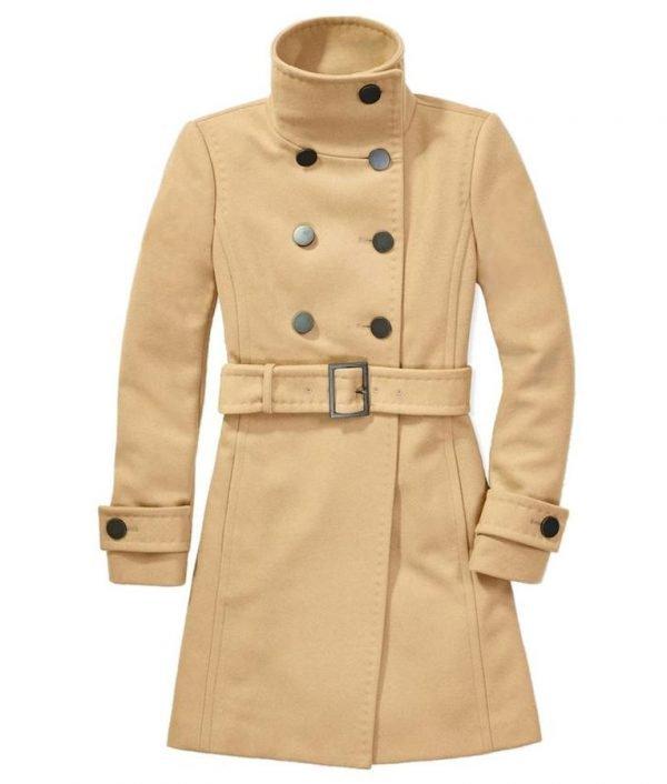 Betty Cooper Riverdale Camel Coat