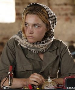 Black Widow Yelena Belova Brown Jacket