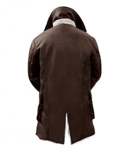 Blingsoul Shearling Fur Coat
