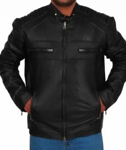 Chuck Clayton Riverdale Leather Jacket